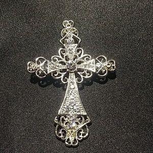Jewelry - Dazzling Cross Pendant